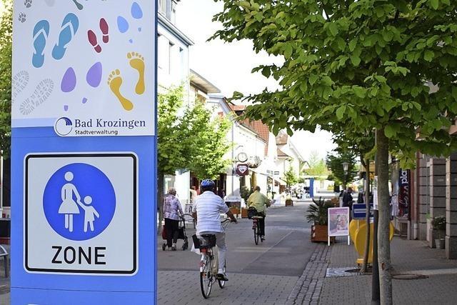 Dorfcharakter und Fußgängerzonen