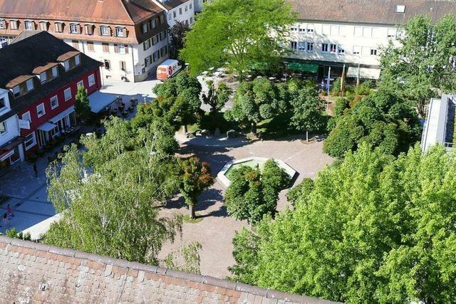 In das Rheinfelder Projekt Stadtmitte-Ost wurden 35 Millionen Euro investiert