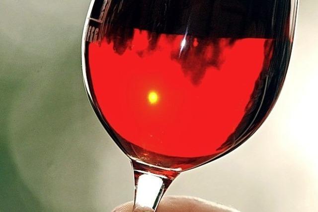 Wein steht im Mittelpunkt