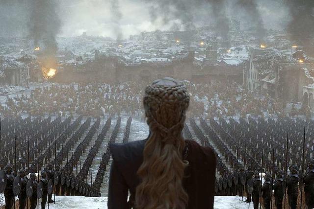 Game of Thrones-Finale: Das Ende des Eisernen Throns