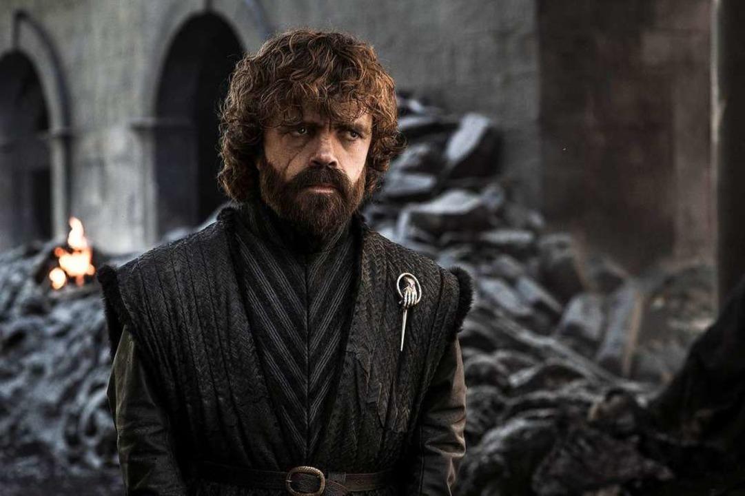 Last Lannister standing: Tyrion Lannister, gespielt von Peter Dinklage.  | Foto: Helen Sloan (dpa)