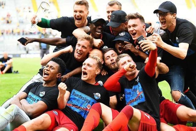 Bundesliga-Aufsteiger SC Paderborn will aus alten Fehlern lernen