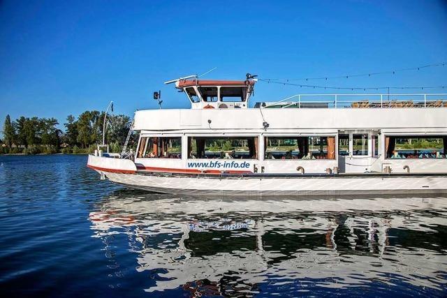 Auf zum Fluss: Eine Schifffahrt von Breisach nach Basel