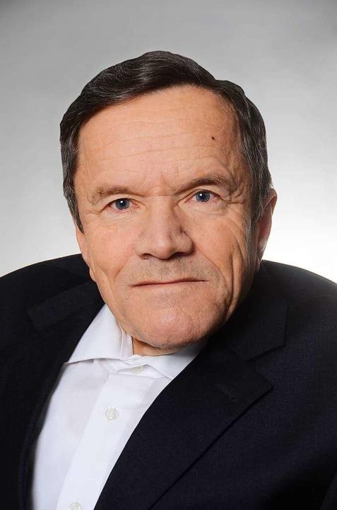 Waldemar Held (CDU)  | Foto: Oliver Wernert