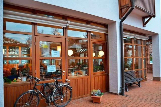 Lässt sich das Café Quellenstüble noch rentabel betreiben?