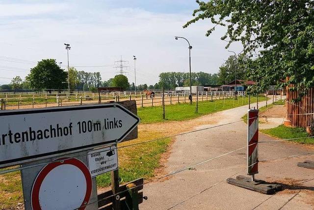 Nach langem Prozess: Der Reit- und Fahrverein in Umkirch darf nun endlich bauen