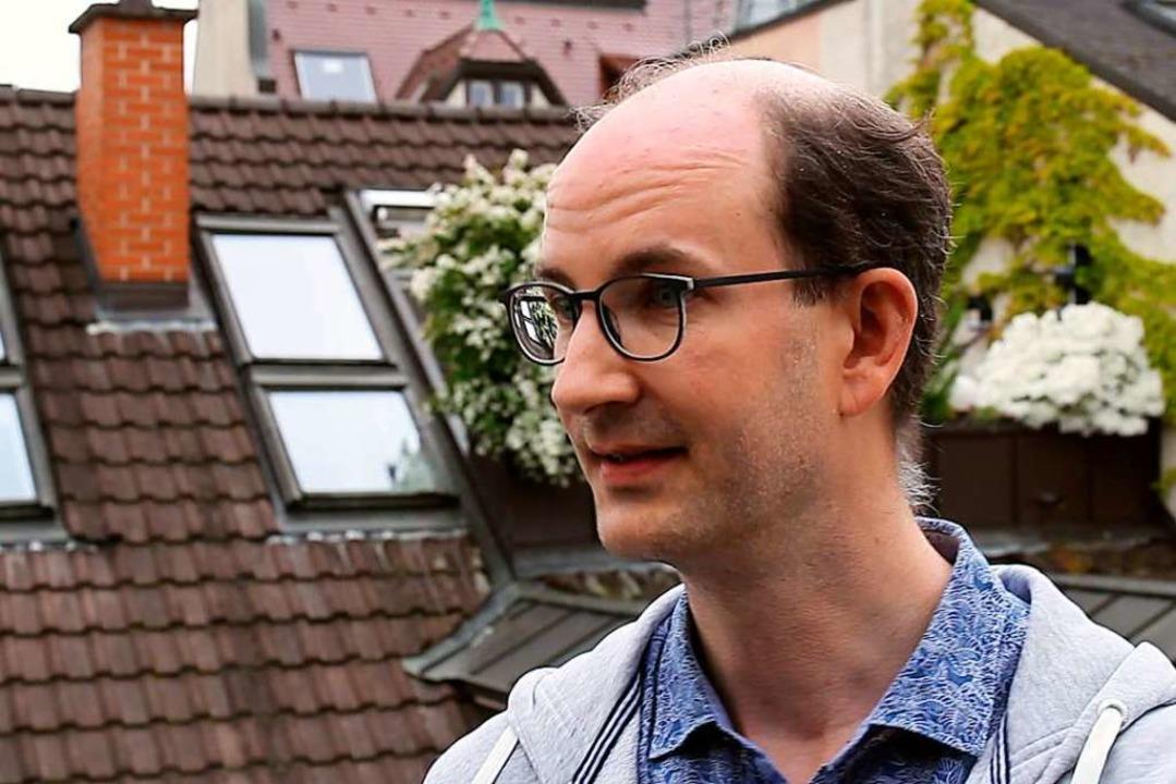 Sascha Fiek  | Foto: Felix Klingel