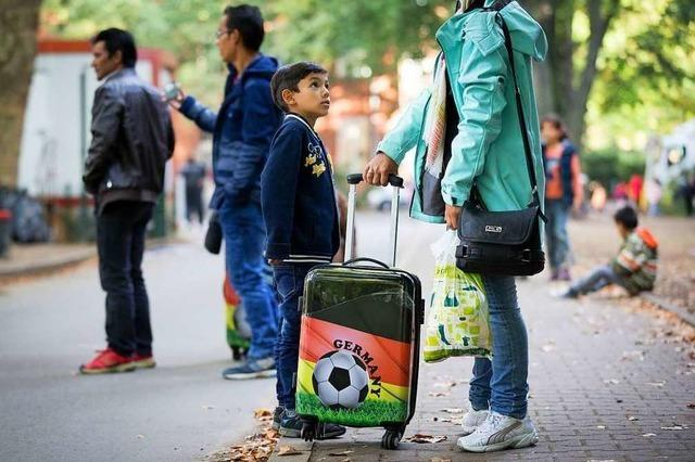 Wie sich die Migration nach Lörrach über die Jahre gewandelt hat