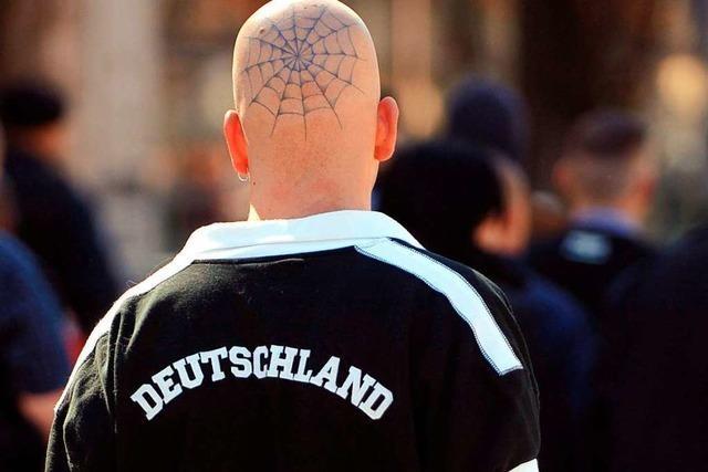 Wie sich die Kant-Weltbürger-Preisträgerin gegen Skinheads einsetzte