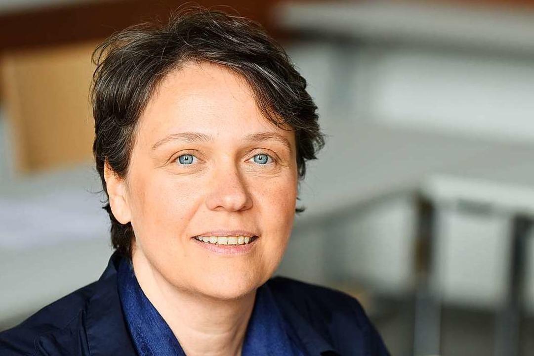Für ihr Netzwerk zur Gewaltprävention ...un den Kant-Weltbürger-Preis erhalten.  | Foto: Rita Eggstein