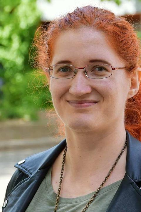 Agnieszka Halicka.  | Foto: Helena Kiefer
