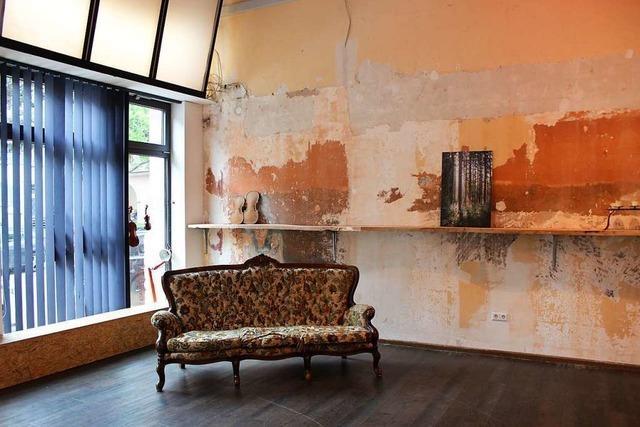 Wieso dieser Freiburger einen leeren Raum vermietet