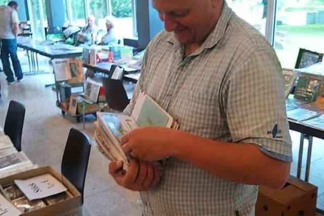 Briefmarken- und Münzenfreunde strömen nach Lahr