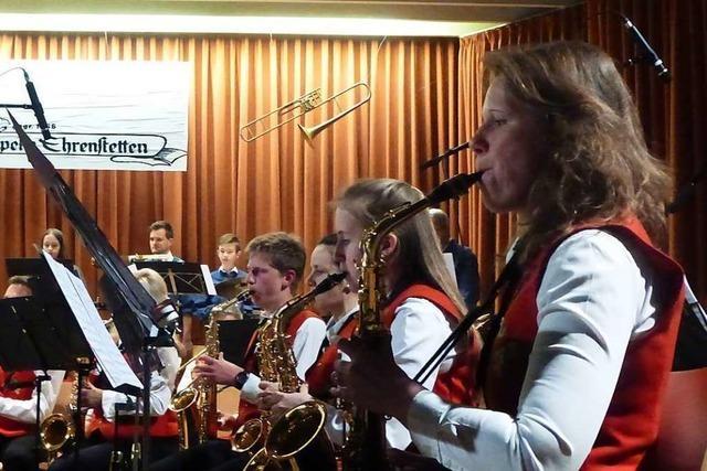 Musikvereine in Ehrenkirchen müssen sich um den Nachwuchs keine Sorgen machen