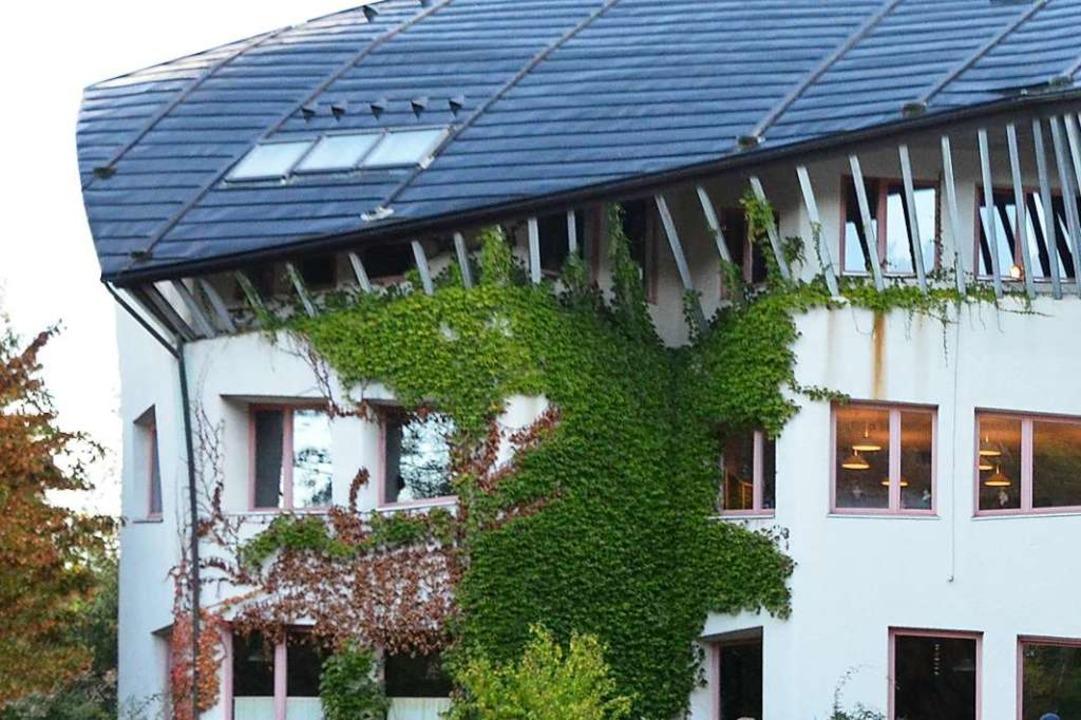 In die Schopfheimer Waldorfschule ist eingebrochen worden.  | Foto: Sarah Trinler