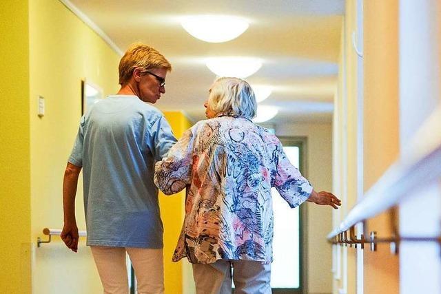Stadt Kandern will Pflegeheim mit einer Resolution retten