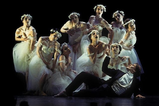 Aufzeichnung von Gounods Faust im Forum Kino Offenburg zu sehen