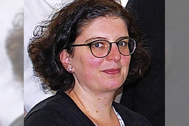 Stefanie Ruch bald Fachärztin