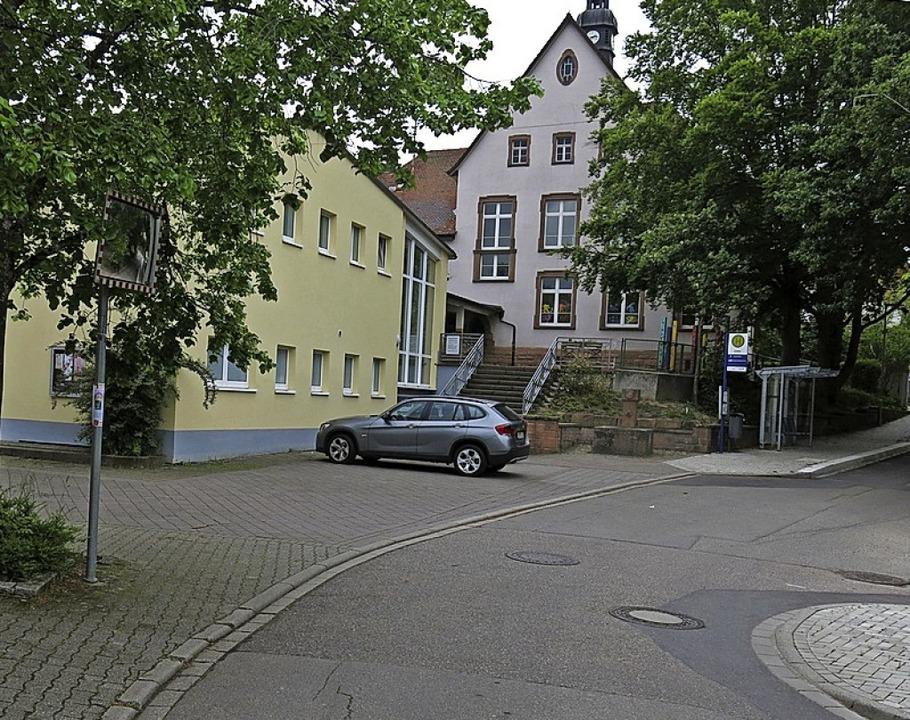 Ein Projekt des Bürgerforums Windenreu...er Lindenbergstraße an der Grundschule  | Foto: Georg Voß