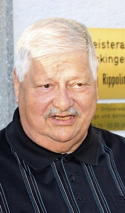 Abschied von der Politik nehmen die be...s), und Friedrich Schupp, Rippolingen.    Foto: Gerd Leutenecker