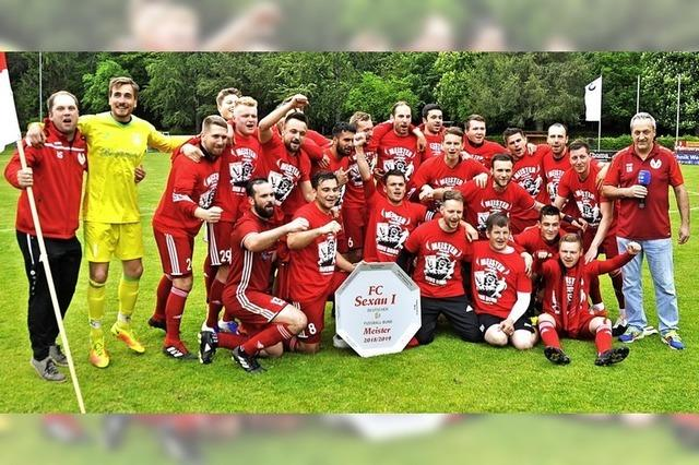 FC Sexau schafft langersehnten Aufstieg