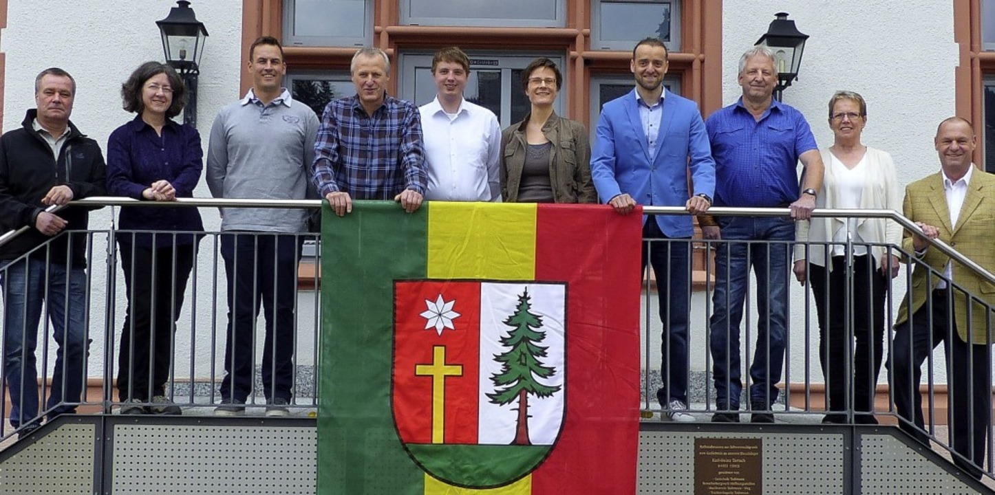 Andreas Faschian, Silke Kaiser, Dirk H...ndidaten der Todtmooser Freien Wähler.  | Foto: Privat