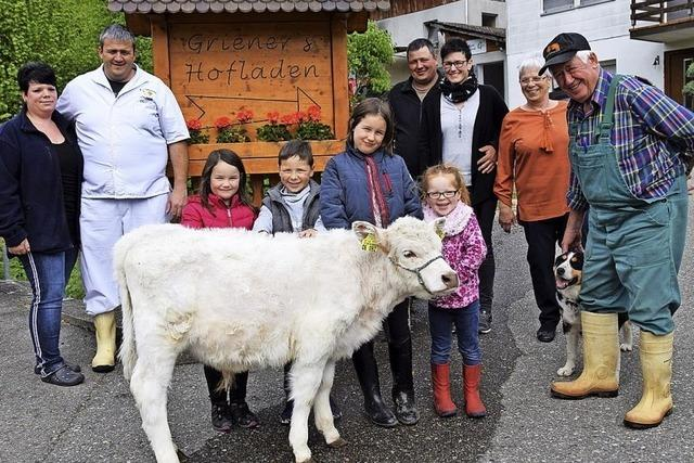 Bauernhoffamilie lädt zum großen Hoffest nach Öflingen