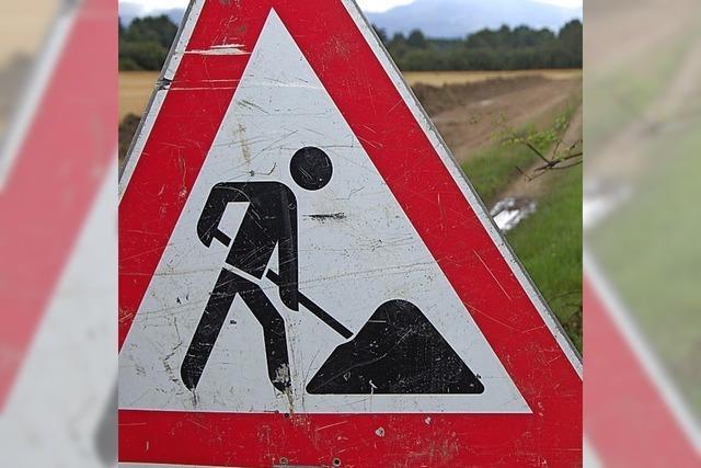 Modernisierung des ländlichen Wegenetzes