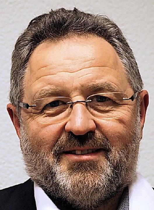 Eugen Katzenstein<rot>Freie Wähler</rot>    Foto: Privat