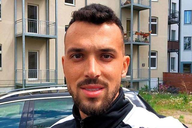 Ein Tag im Leben des Ortenauer Fußballers Kai Eisele beim Halleschen FC