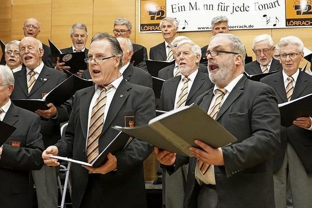 Schwizerdütsch und Gospelsongs