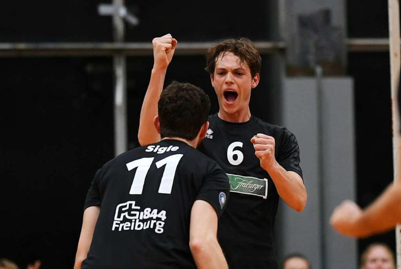 Giovanni Böwer gehört zu den umworbenen FT-Spielern.  | Foto: Patrick Seeger