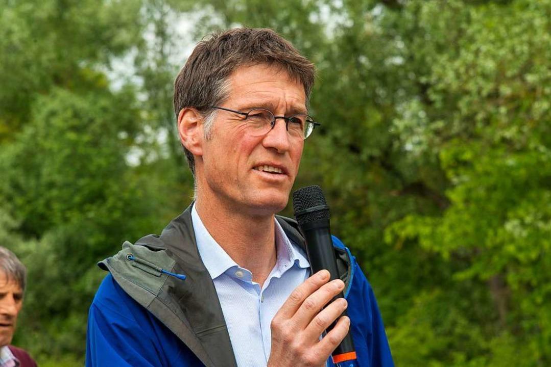 Kappel-Grafenhausens Bürgermeister Jochen Paleit  | Foto: Olaf Michel