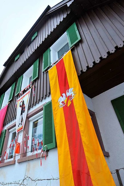Im Ebneter Rathaus (Archivbild von 201...orsteher Bernhard Sänger weitermachen.  | Foto: Michael Bamberger