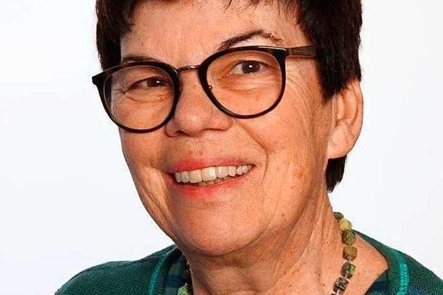 Barbara Frieden (Mahlberg)