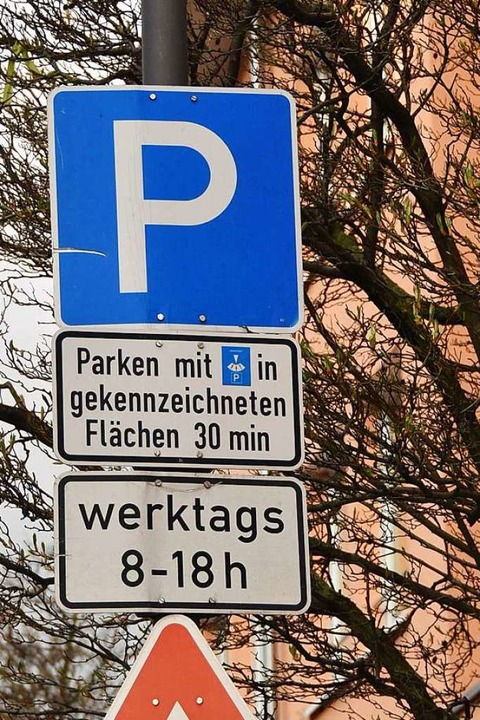 Parken und Verkehr sind ebenfalls wichtige Themen.  | Foto: Sebastian Krüger