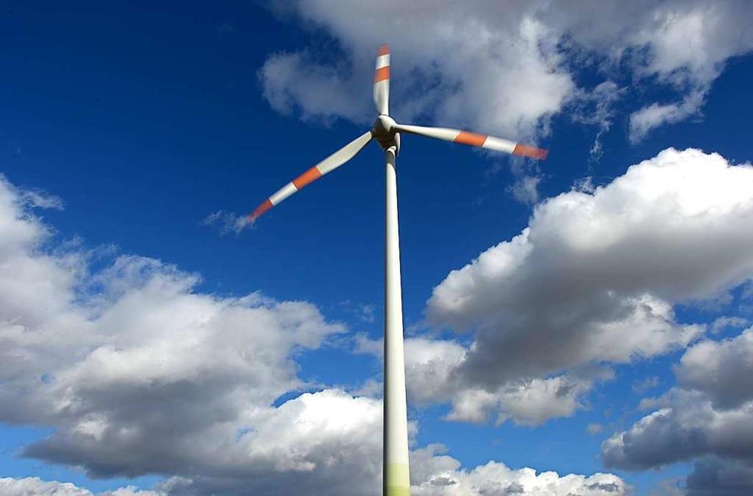 Windräder könnten auf drei Flächen in Friesenheim gebaut werden.  | Foto: Arne Dedert