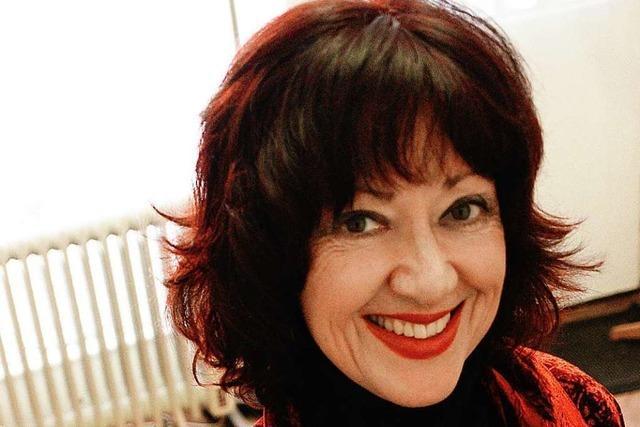 Brigitte Schweizer stärkt das Selbstbewusstsein ihrer Schüler