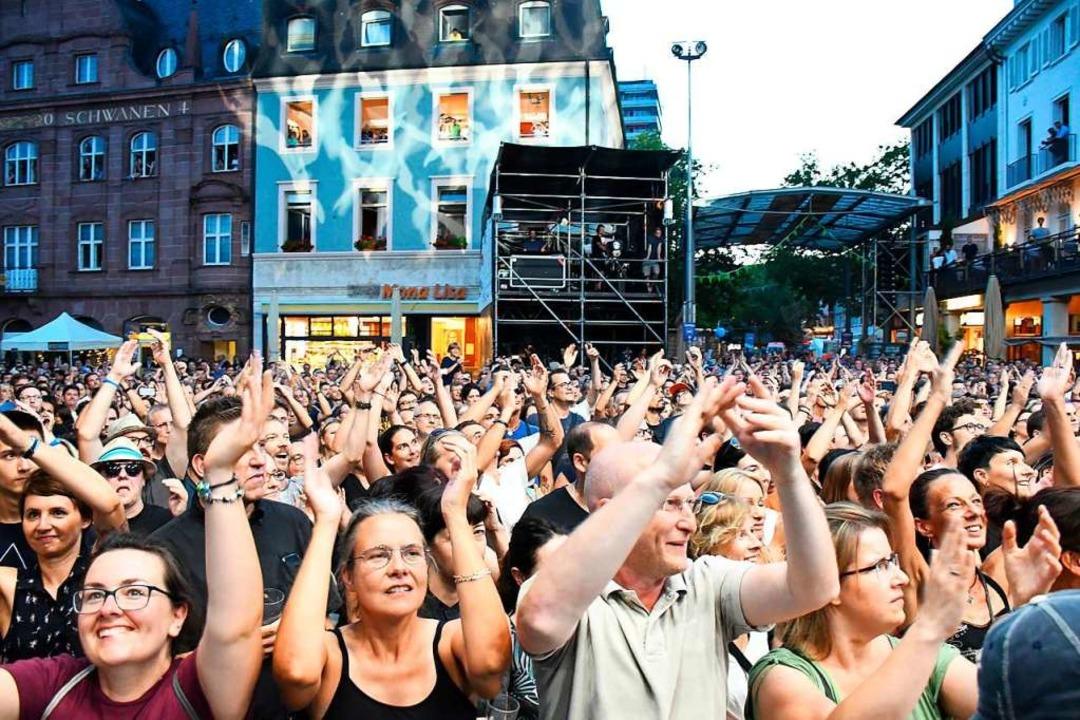 """Man muss das Publikum als Freun...chten"", sagt Brigitte Schweizer.  | Foto: Bartbara Ruda"