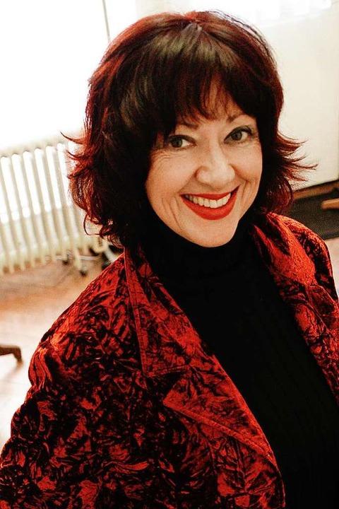 Brigitte Schweizer    Foto: Martina David-Wenk