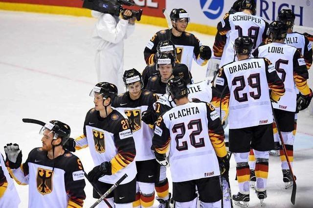 Deutsches Team geht zuversichtlich ins Viertelfinale gegen Tschechien