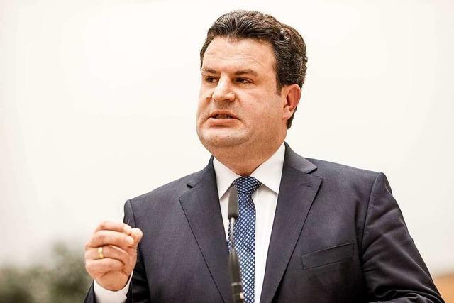 Arbeitsminister Heil verteidigt sein Grundrenten-Konzept gegen Unionskritik