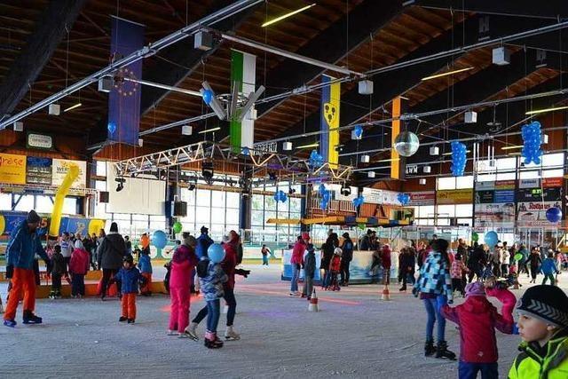 Eissportclub ohne Trainingszeiten