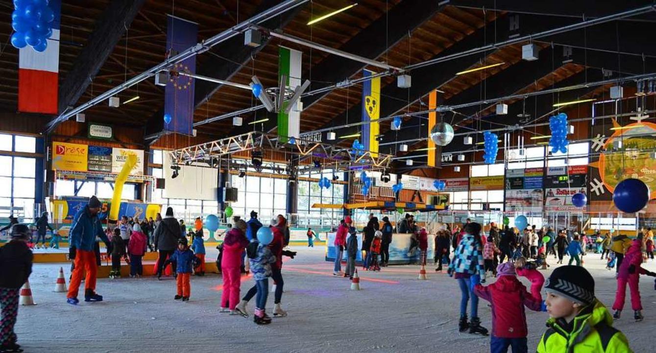 Der Publikumslauf und Veranstaltungen ...zeiten der Vereine werden beibehalten.    Foto: Annka Mickel