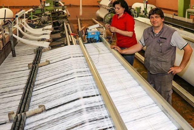 Warum das Textilwerk Bernauer seit 190 Jahren in Todtnau produziert