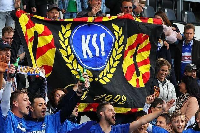 Erhöhte Sicherheitsmaßnahmen bei Pokalfinale zwischen KSC und Waldhof