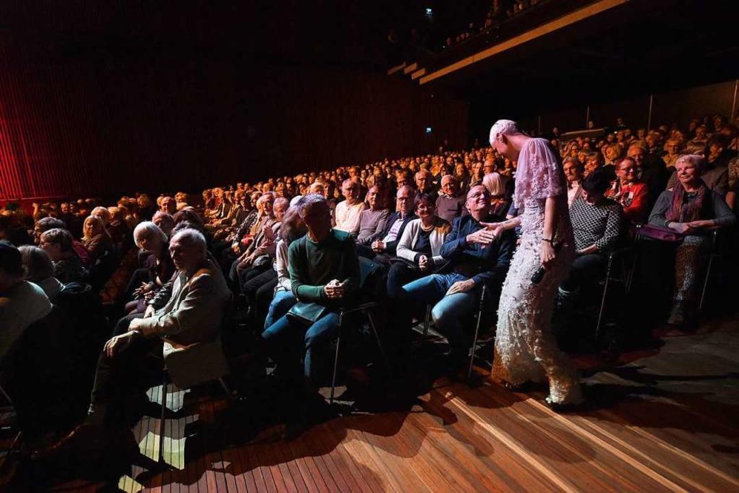 Ausverkauft war in der vergangenen Bur... der Konzerte, so auch das von Mariza.  | Foto: Juri Junkov