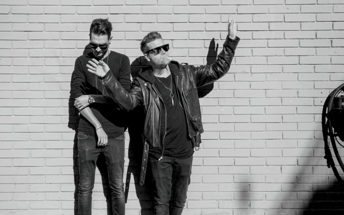 Das Züricher DJ-Duo Adriatique legt am Samstag im Basler Nordstern auf.  | Foto: Francesca Camilla Bruno