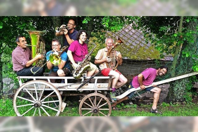 Mit dem Musikverein Kappel und offener Bühne in Lenzkirch