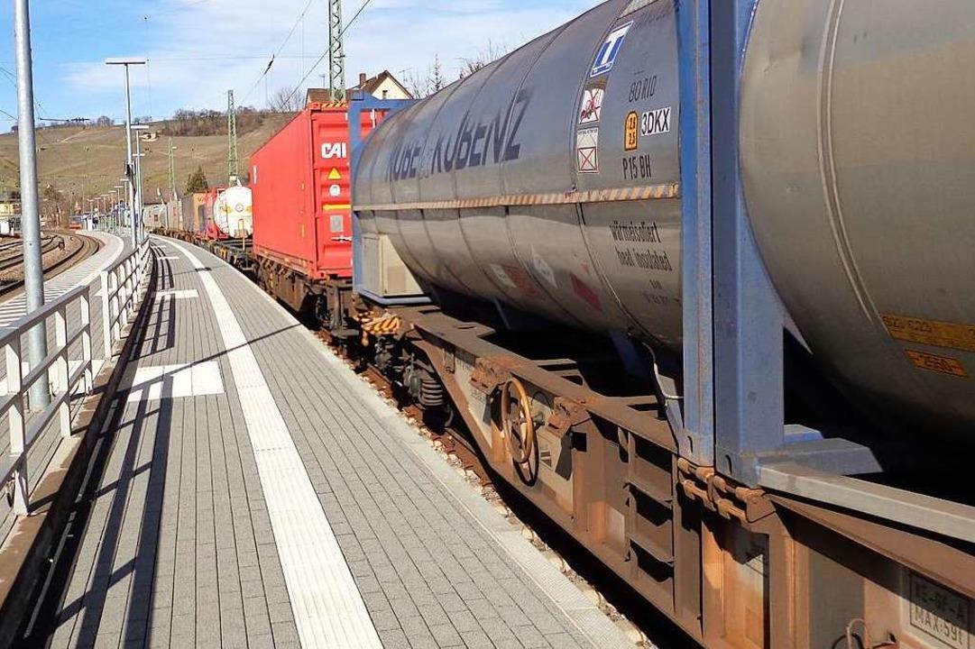 Das Eisenbahnbundesamt fand bei seinen...s es sie gibt, steht aber außer Frage.  | Foto: Lehr